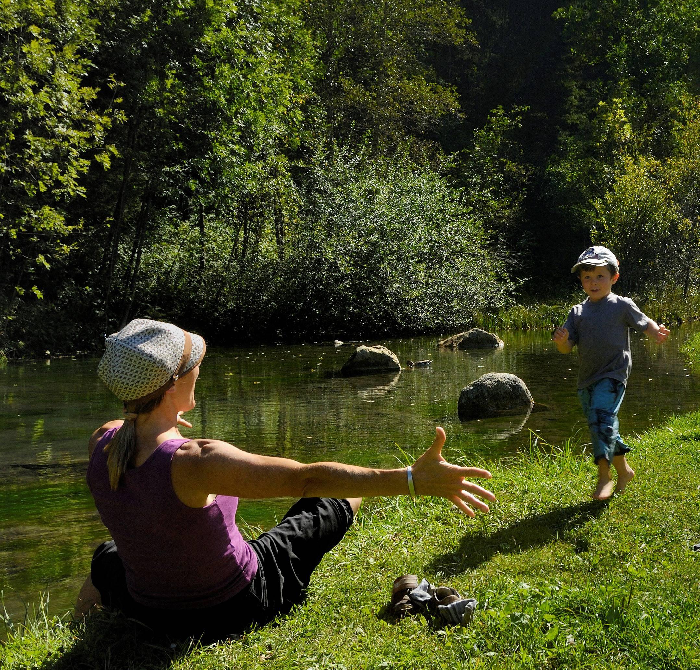 Residence Trentino per famiglie con bambini - luglio e agosto